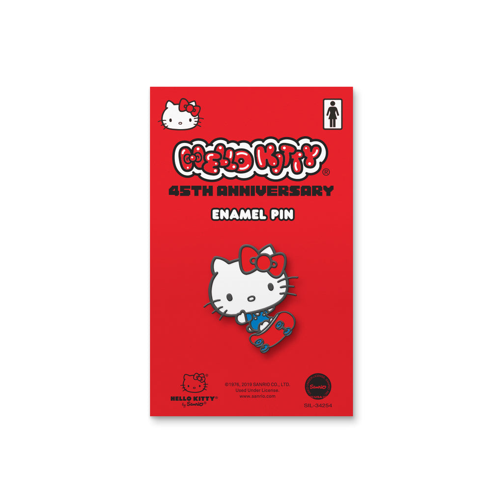 Hello Kitty Enamel Pin
