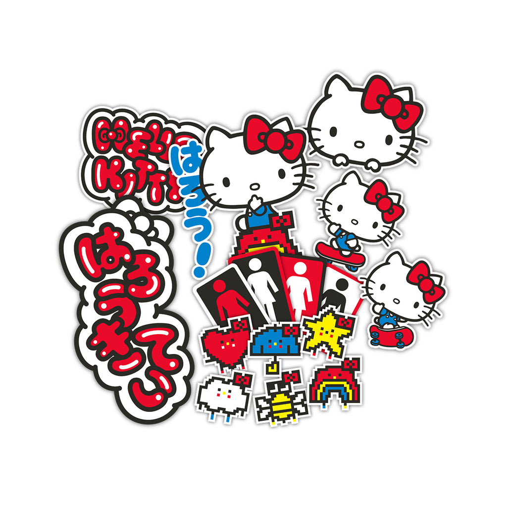 Hello Kitty Sticker Pack