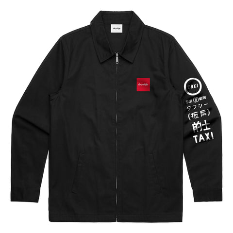 World Taxi Union Jacket