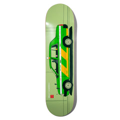 Anderson World Taxis Deck