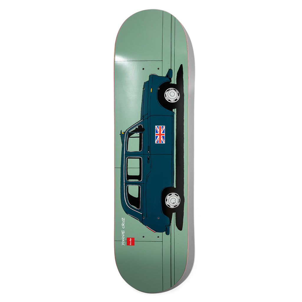 Cruz World Taxis Deck