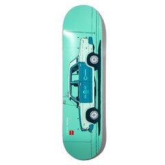 Perez World Taxis Deck