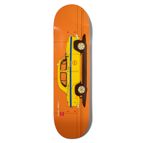 Tershy World Taxis Deck