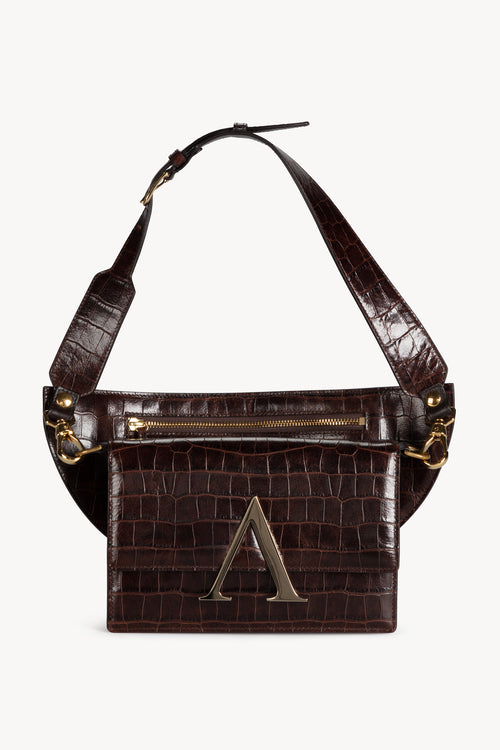 Kasper Bag Mock Croc