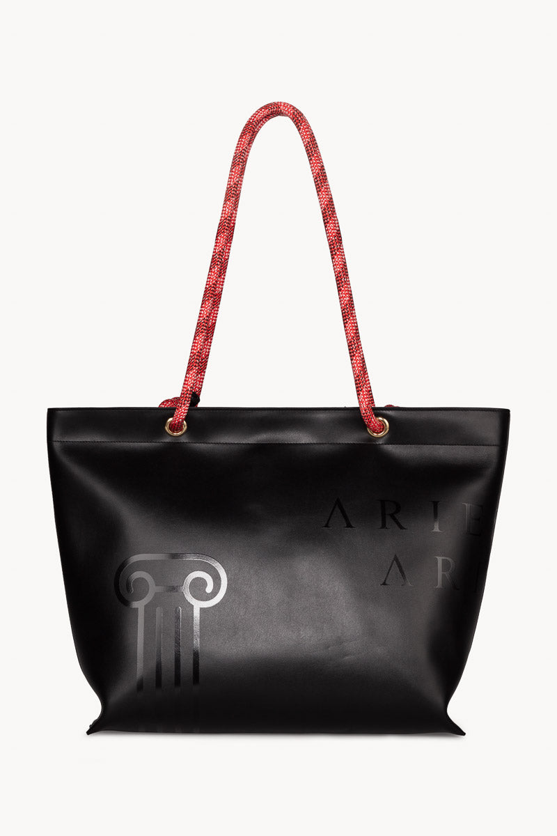 Load image into Gallery viewer, Leather Shopper Bag