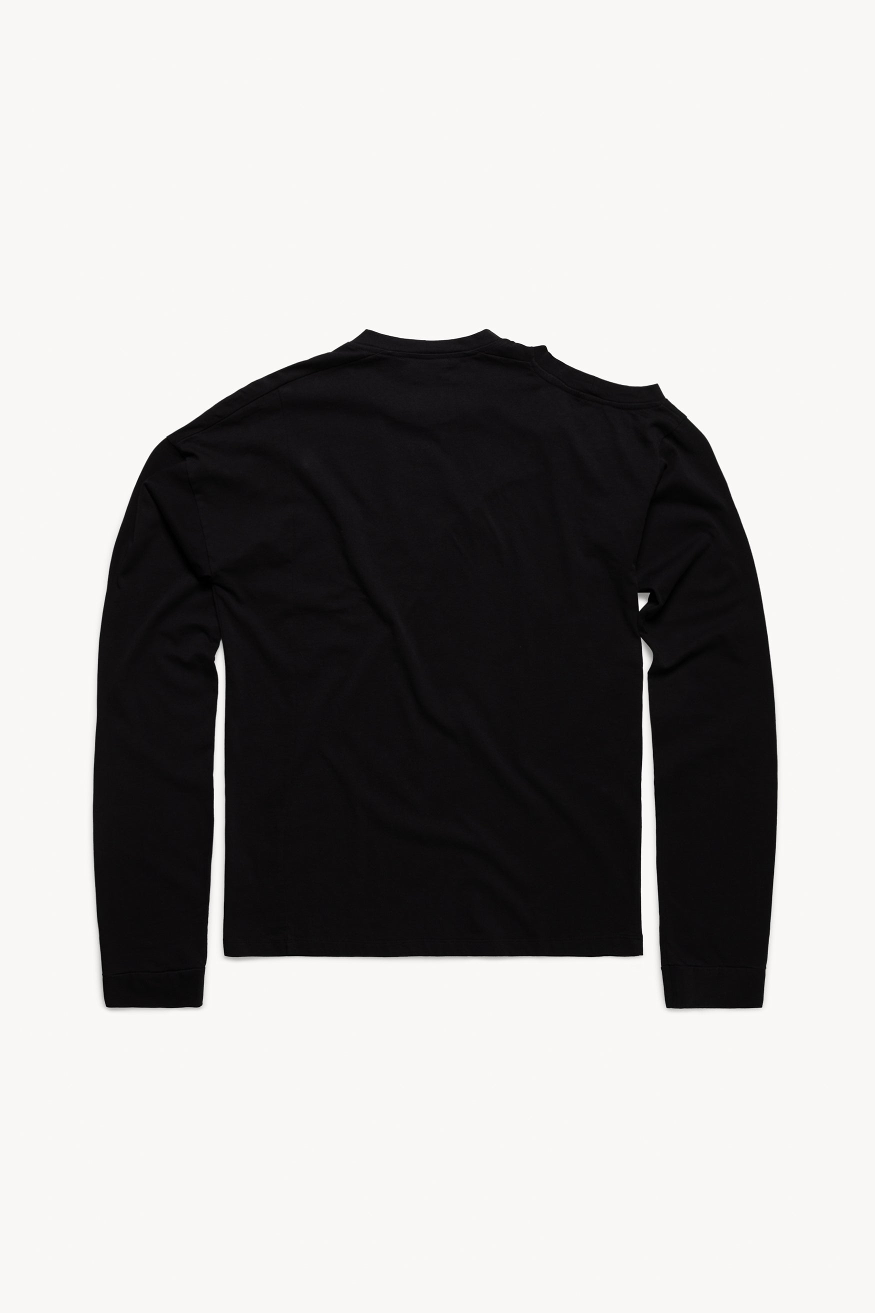 Load image into Gallery viewer, Shoulder Hole Super Long Sleeve Temple Tee