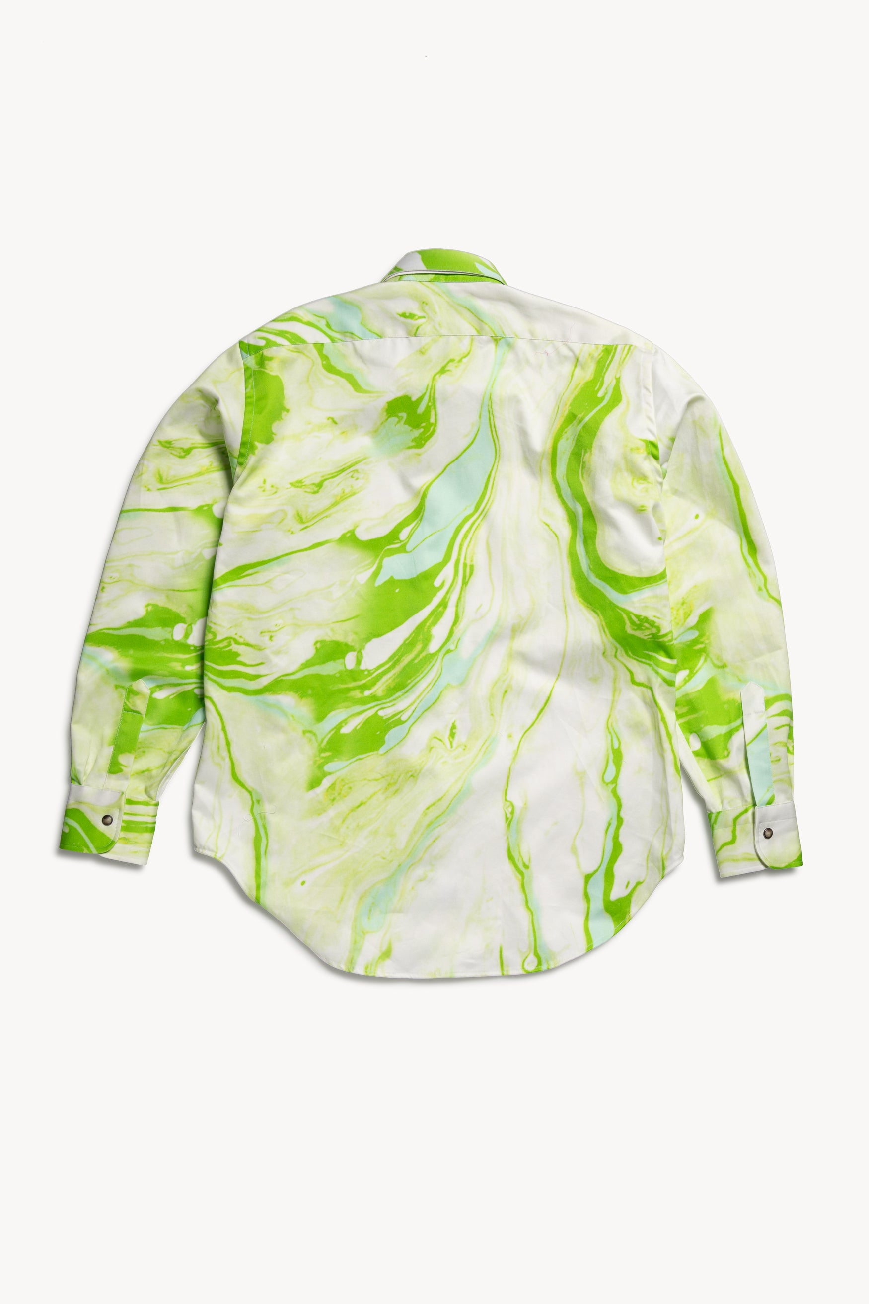 Load image into Gallery viewer, Marble Western Shirt