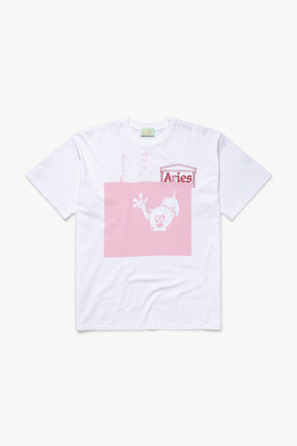 Drenched Cat Tee