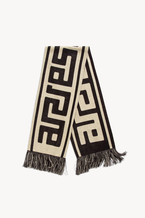 Meandros Football Scarf