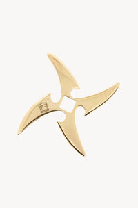 Throwing Star Charm