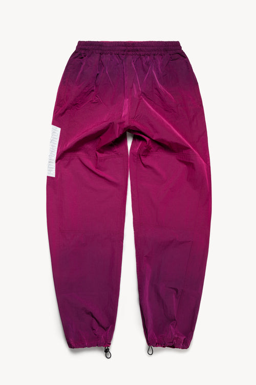 Ombré Dyed Windcheater Pants