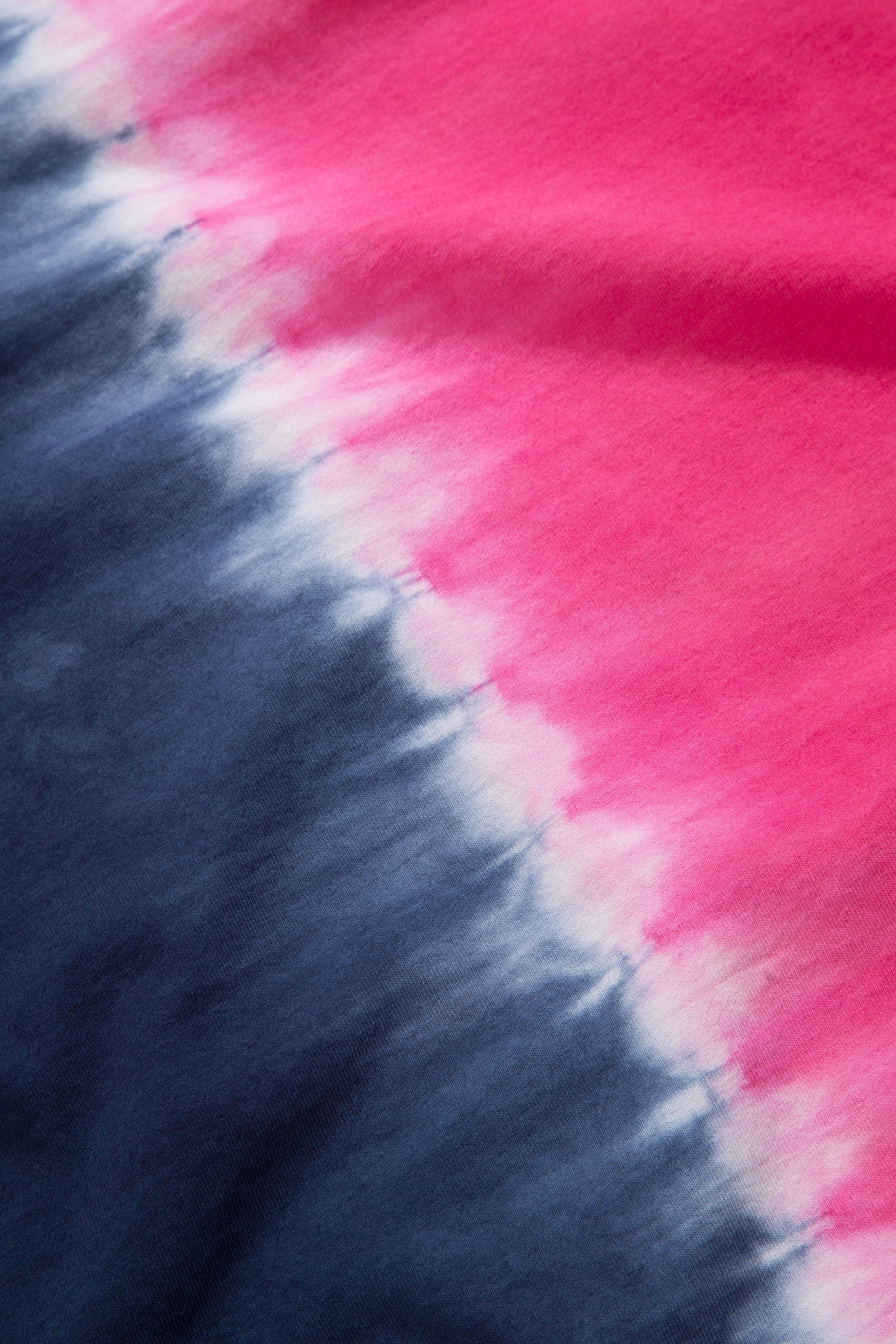 Load image into Gallery viewer, Tie Dye Half and Half Tee
