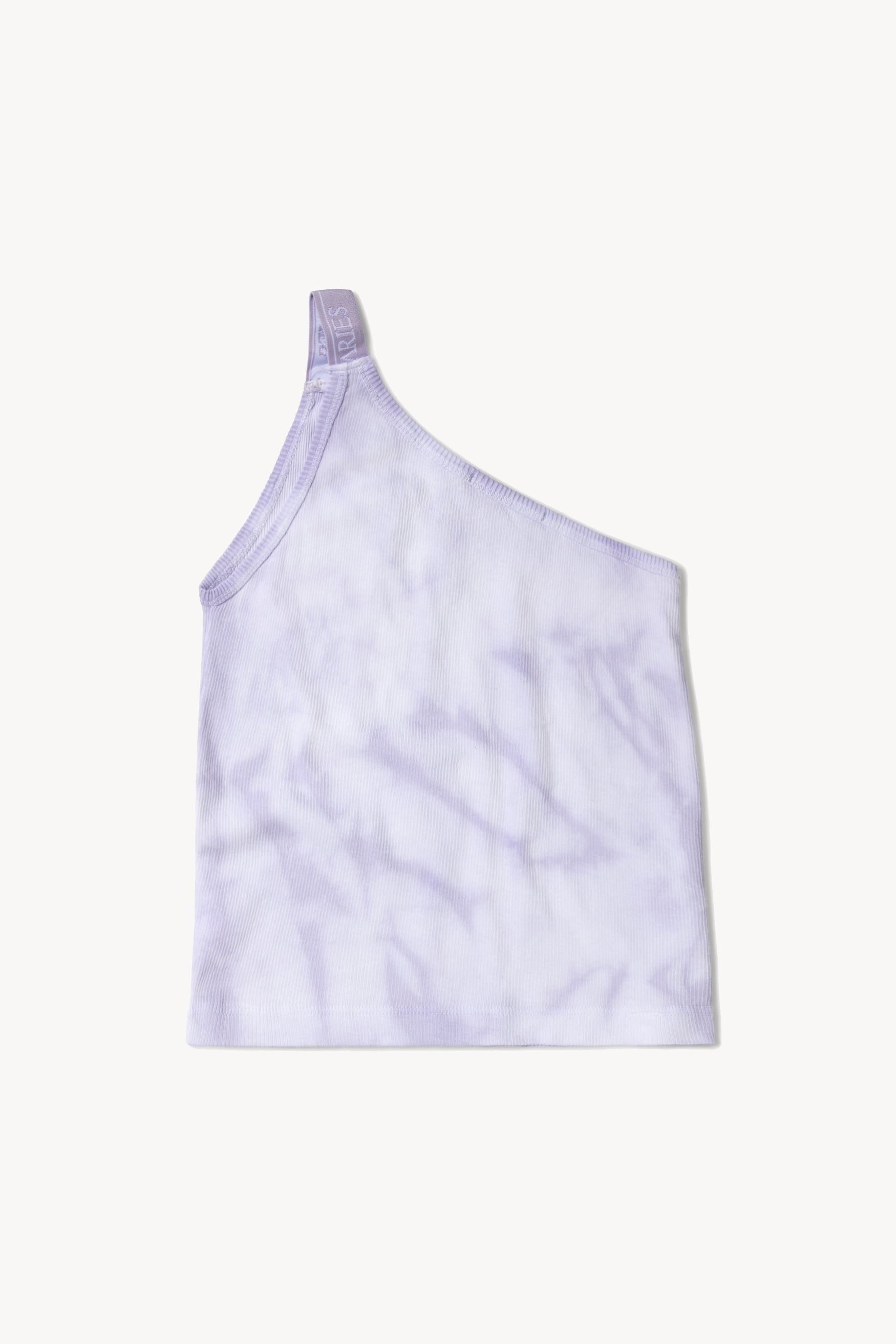 Load image into Gallery viewer, Tie-Dye Rib Asymmetric Vest