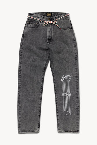 Acid Wash Batten Jean