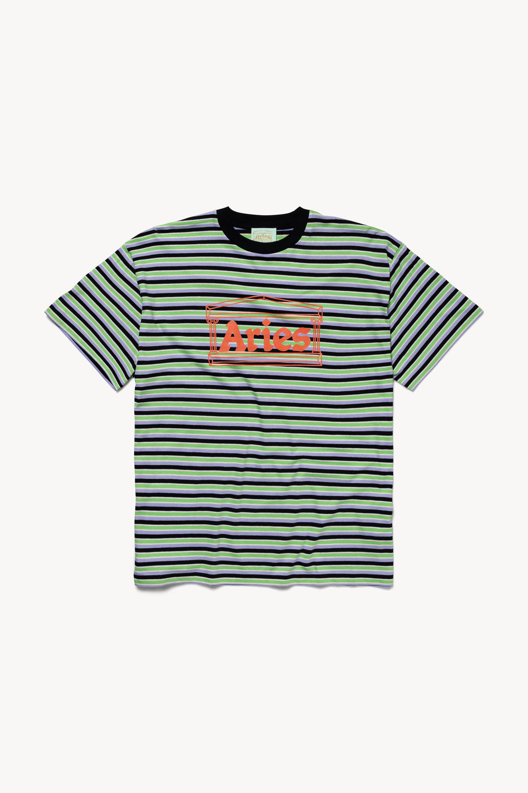 Striped Temple Tee