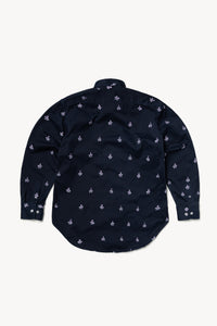 Toon Embroidered Shirt