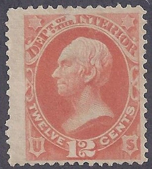Scott #0101 Mint NG NH VF