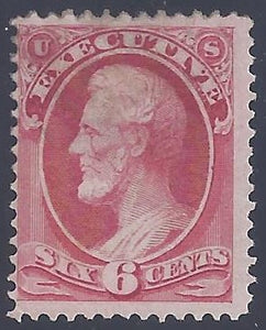Scott #013 Mint PH OG Fine