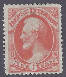 Scott #018 Mint NG NH VF