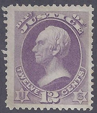 Scott #030 Mint NG NH F-VF
