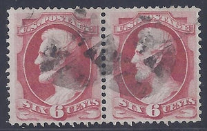 Scott #148 Used pair