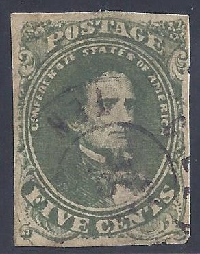 CSA Scott #1 Used VF