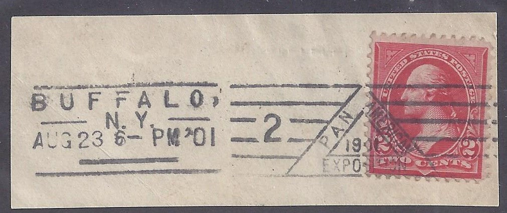 Scott #252 Used with Pan Am cancel