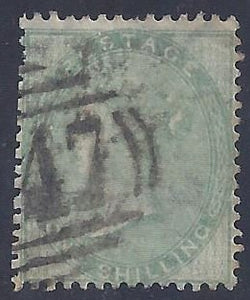 Great Britain scott #28 Used