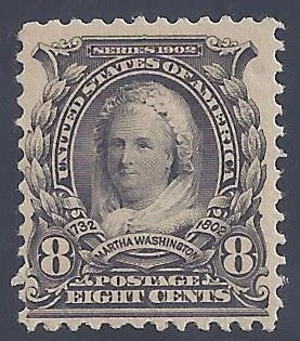 Scott #306 Mint NH OG VF