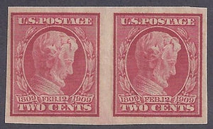 Scott #368 Mint Pair PH OG F-VF