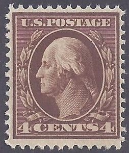 Scott #377 Mint NH OG VF