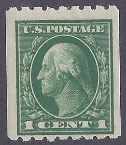 Scott #410 Mint NH OG Fine