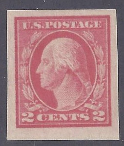 Scott #482 Mint VLH OG VF
