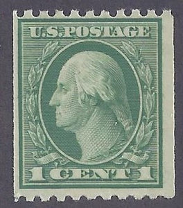 Scott #486 Mint NH OG Fine