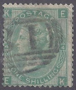 Great Britain scott# 48 Used