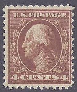 Scott #503 Mint NH OG VF