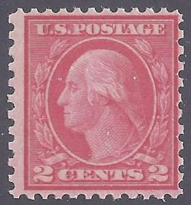 Scott #540 Mint NH OG Fine