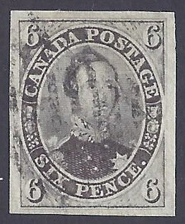 Canada Scott #5 Used VF-XF