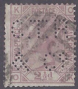 Great Britain scott #66 Used