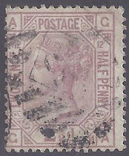 Great Britain scott #67 Used