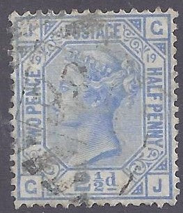 Great Britain scott #68 Used