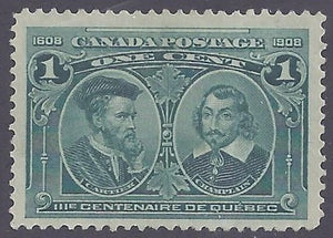 Canada scott #97 Unused, no gum