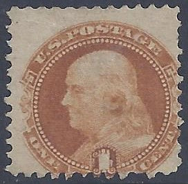 Scott #112 Unused NG NH AV