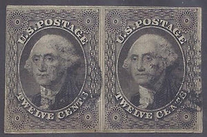 Scott #17 used pair