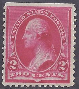 Scott #220 Mint NH OG VF
