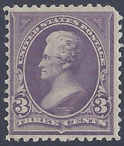 Scott #253 Mint NH OG VF