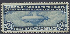 Scott # C15 Mint NH OG VF Graf Zeppelin