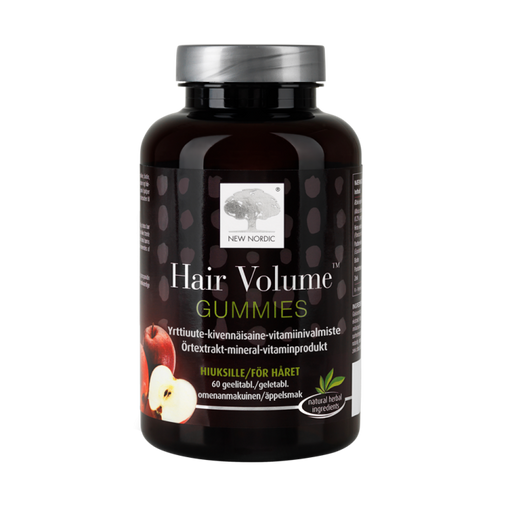 Hair Volume Gummies -