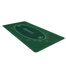 Load the picture into the gallery viewer, poker mat 200 x 100cm, square - casino design
