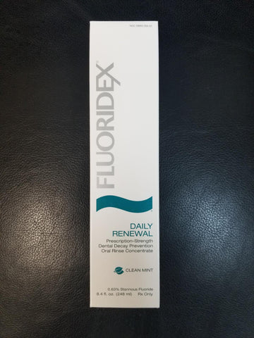 Fluoridex Daily Defense Toothpaste - Mint